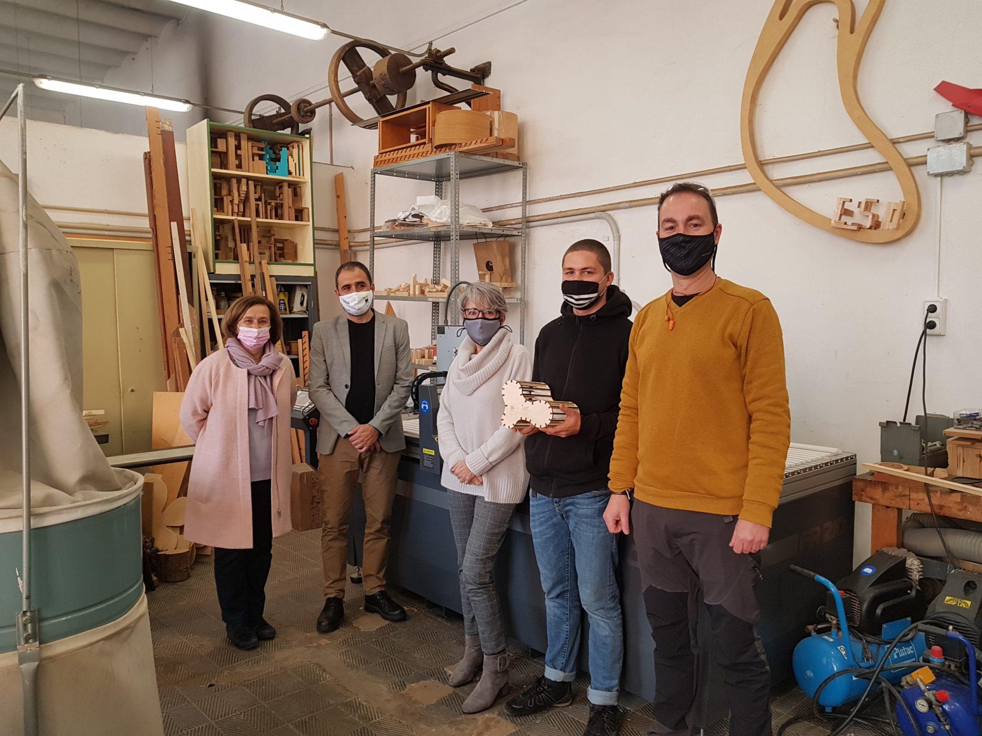 L'Escola d'Art i Superior de Disseny de les Illes Balears