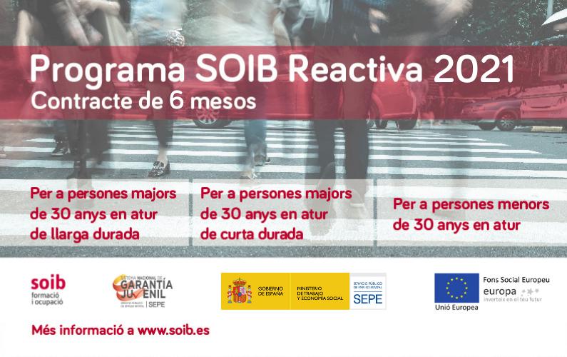 SOIB Reactiva 2021