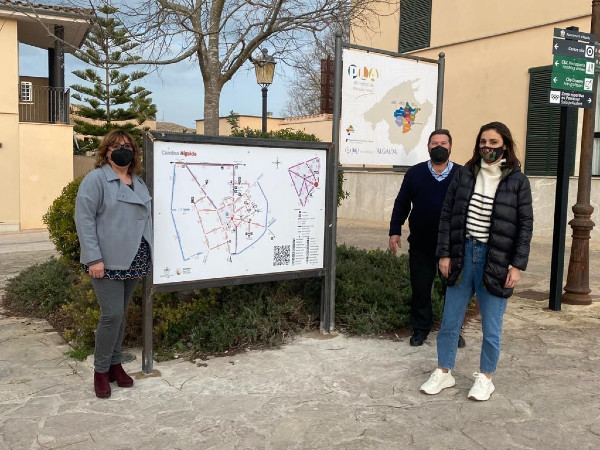 """Imatge de la presentació del programa Camina Algaida. L'Ajuntament posa en marxa """"Camina Algaida"""" per realçar l'entorn, la vida saludable i la mobilitat sostenible"""