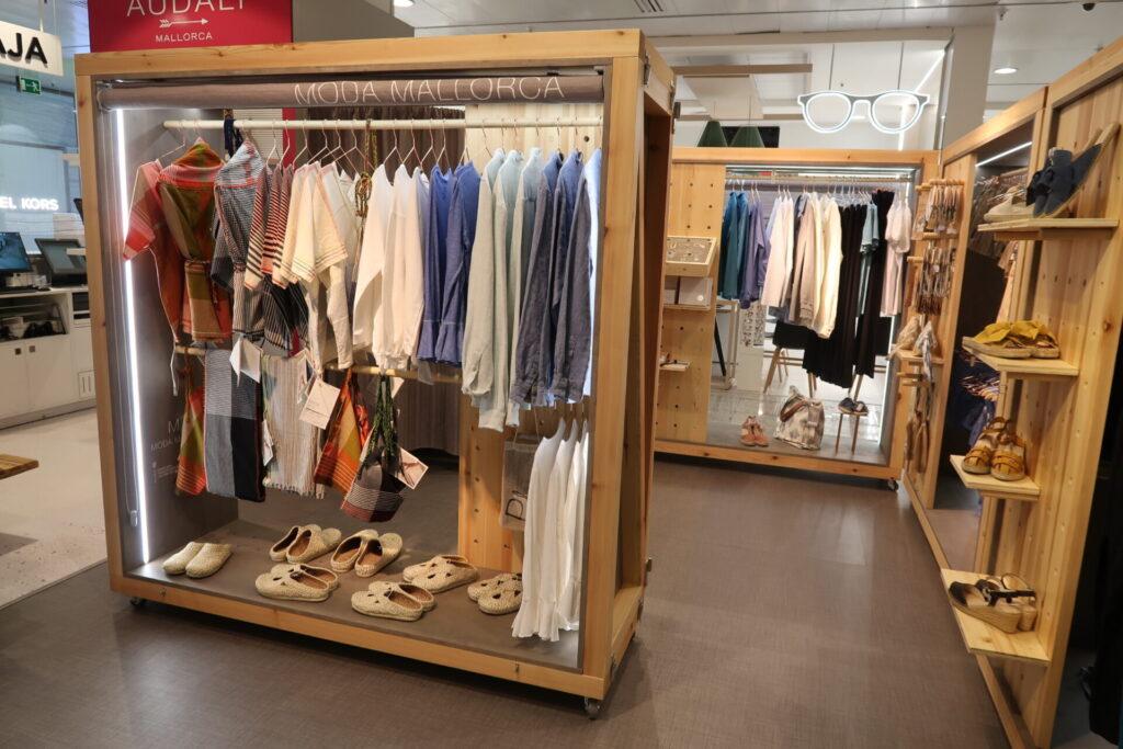 El Consell col·labora amb el Col·lectiu Moda Mallorca en la promoció dels seus productes