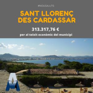 Ajuts Sant Llorenc