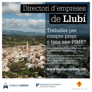 Directori Empreses Llubí