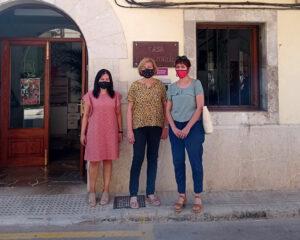 Visita Llubí Mallorca Activa Margalida Amorós