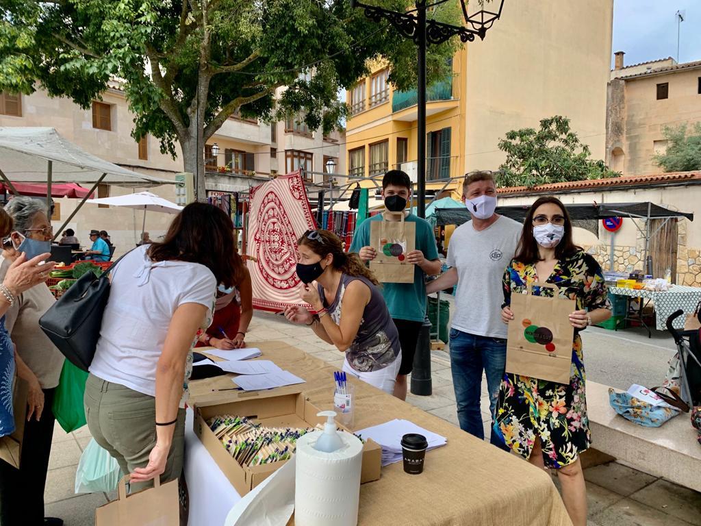 L'Ajuntament d'Algaida llença una enquesta per tal de definir el futur dels mercats municipals