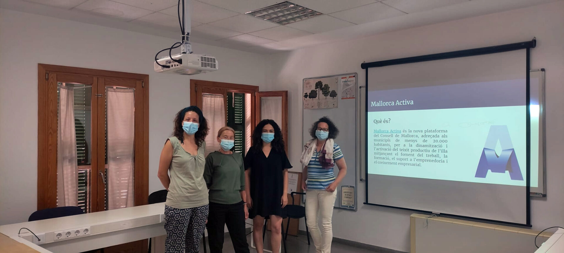 Mallorca Activa Esporles dones emprenedores