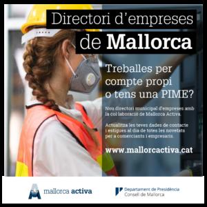 Directorio empreses Mallorca