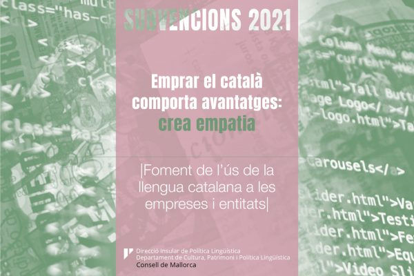 Subvencions 2021