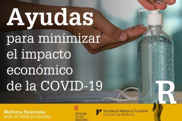 Ayudas para minimizar el impacto económico de la COVID-19