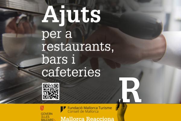 Ajuts per a restaurants, bars i cafeteries