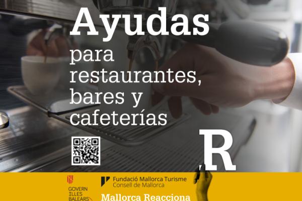 Ayudas para restaurantes, bares y cafeterías